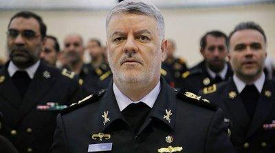 Αρχηγός Ναυτικού του Ιράν: Παρακολουθούμε όλα τα αμερικανικά πλοία στον Κόλπο