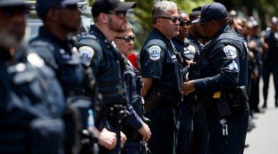 Έρευνα: Ένας μαύρος δεν κινδυνεύει περισσότερο μπροστά σε έναν λευκό αστυνομικό στις ΗΠΑ