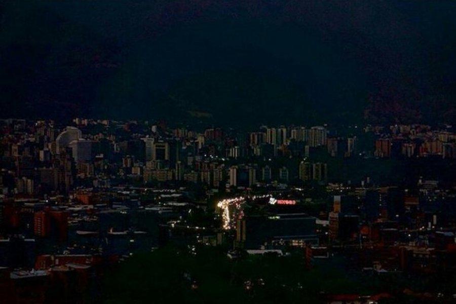 Nέο μπλακ άουτ στη Βενεζουέλα