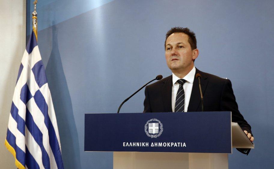 Πέτσας: Δεν θα μειωθεί το αφορολόγητο - Πότε έρχονται στη Βουλή τα τρία πρώτα νομοσχέδια