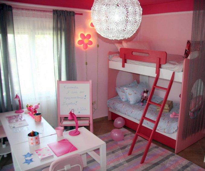 Το νέο δωμάτιο της Κωνσταντίνας
