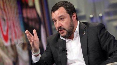 Σαλβίνι: Να σταματήσουν οι ευρωπαϊκές και ιταλικές χρηματοδοτήσεις στην Άγκυρα