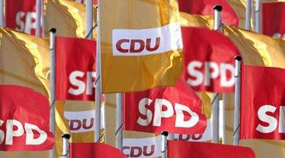 Γερμανία-Άρμιν Λάσετ: Κανένα κόμμα δεν έλαβε ξεκάθαρη εντολή να κυβερνήσει