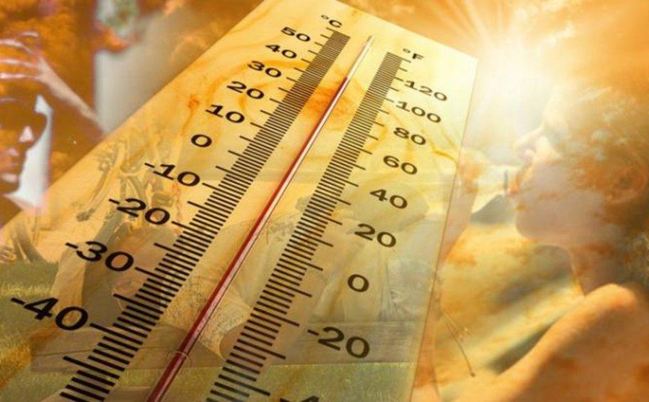 Ερχεται κύμα καύσωνα: Πού θα φτάσει η θερμοκρασία - Πόσες ημέρες θα κρατήσει