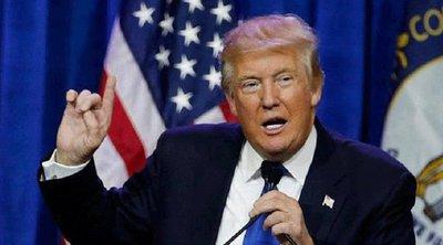 Αύξηση δασμών σε εισαγωγές κινεζικών αγαθών ανακοίνωσε ο Τραμπ