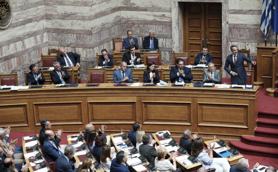 Ψηφίστηκε κατά πλειοψηφία το διυπουργικό νομοσχέδιο