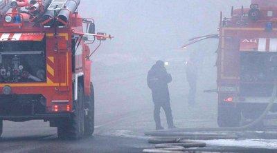 Τριπλάσια του επιτρεπόμενου ορίου η ραδιενέργεια στο Σεβεροντβίνσκ της Ρωσίας μετά το ατύχημα στο πεδίο δοκιμών