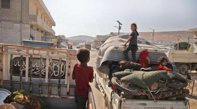 ΟΗΕ: Η επανάληψη των αεροπορικών επιδρομών στη ΒΔ Συρία έχει προκαλέσει στον άμαχο πληθυσμό «απόλυτο πανικό»