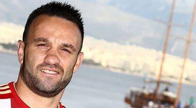 Βαλμπουενά: «Περήφανος που είμαι στον Ολυμπιακό»