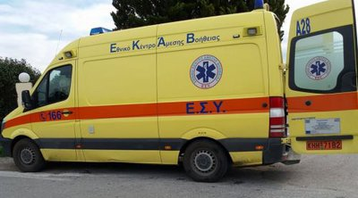 Νοσηλεύεται φρουρούμενος ο οδηγός του IX που μετέφερε 13 πρόσφυγες