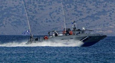 Εντοπίστηκε η ακυβέρνητη μηχανοκίνητη λέμβος στη θαλάσσια περιοχή της Γυάρου - Σώοι οι δυο επιβάτες