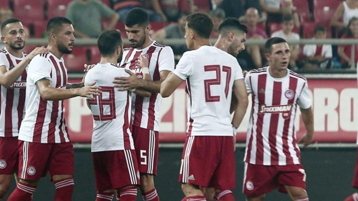 Ολυμπιακός-Μπασακσεχίρ 2-0 - Πήραν την πρόκριση οι ερυθρόλευκοι