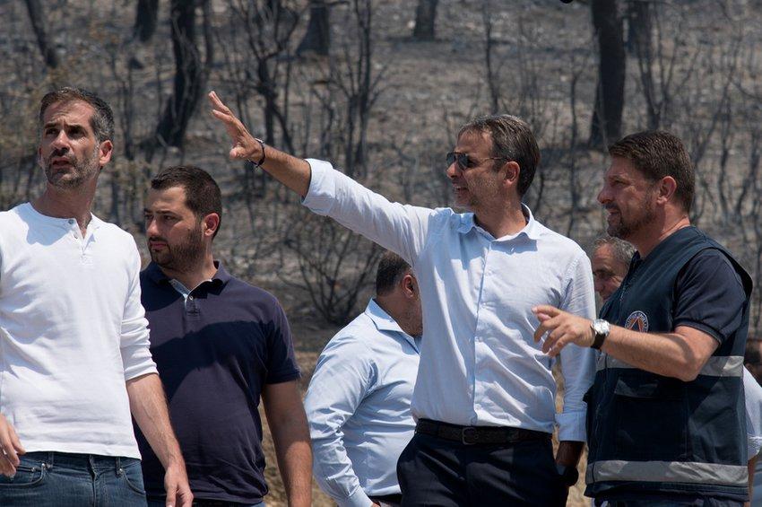 Μητσοτάκης: Άμεση αποτύπωση της καταστροφής για την αποκατάσταση των πληγέντων