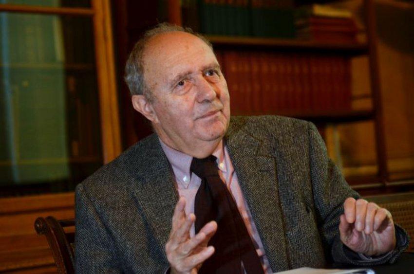 Πέθανε ο ιστορικός και ακαδημαϊκός Κωνσταντίνος Σβολόπουλος
