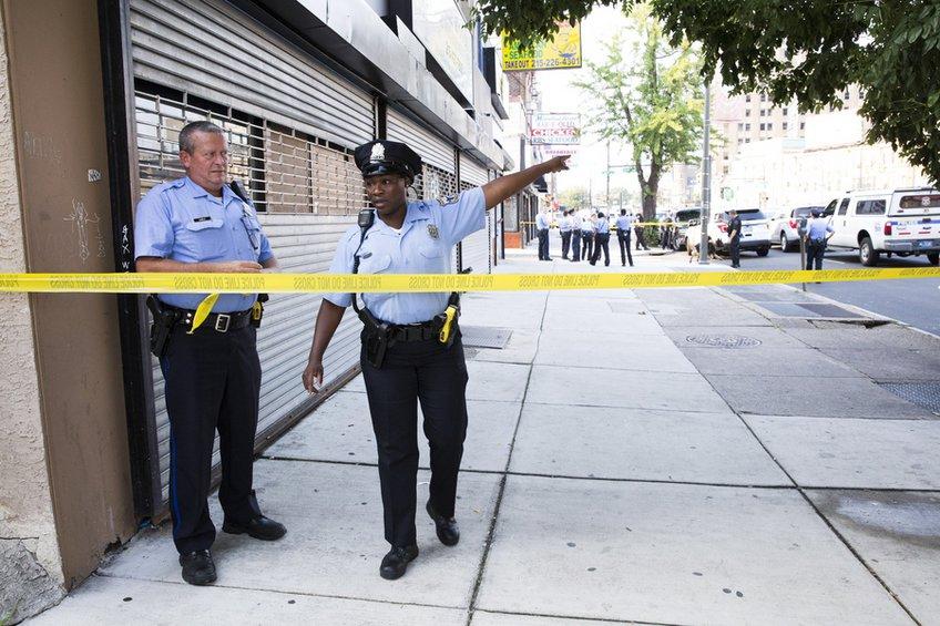 ΗΠΑ: Συνελήφθη ο ένοπλος που τραυμάτισε έξι αστυνομικούς στη Φιλαδέλφεια