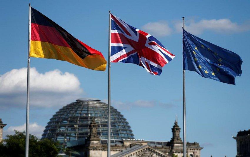 «Πολύ πιθανό» το Brexit χωρίς συμφωνία με την ΕΕ, εκτιμά το γερμανικό υπουργείο Οικονομικών