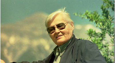 Πέθανε 95 χρόνων ο δημοσιογράφος και φίλος του Ωνάση, Δημήτρης Λυμπερόπουλος
