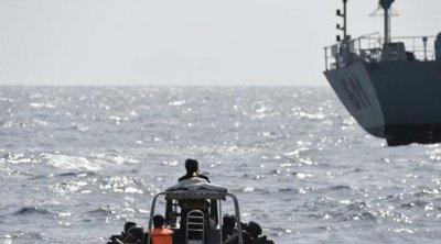 Απήχθησαν 17 Ουκρανοί και Κινέζοι ναυτικοί σε δύο επιθέσεις πειρατών στον Κόλπο της Γουινέας