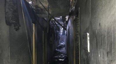 Οκτώ νεκροί και 10 τραυματίες σε πυρκαγιά ξενοδοχείου στην Οδησσό