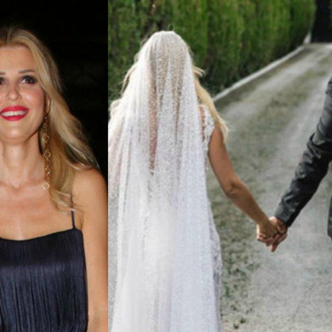 Παντρεύτηκε η Ελενα Ράπτη σε στενό οικογενειακό κύκλο και το ανακοίνωσε η ίδια στο διαδίκτυο