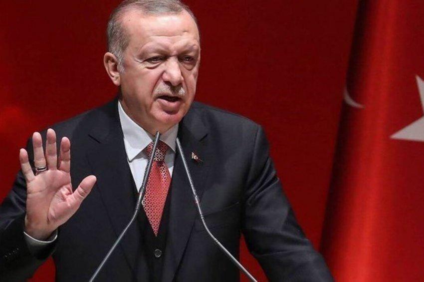 Εθνικός συναγερμός για τις κινήσεις του Ερντογάν