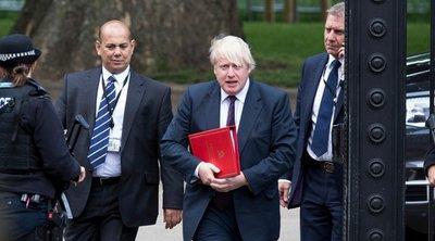 Brexit: Ο Τζόνσον θα μεταφέρει το μήνυμά του σε Μακρόν και Μέρκελ