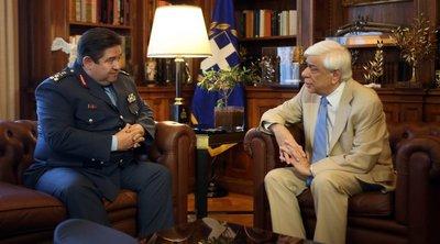 Παυλόπουλος: Η διασφάλιση της Δημόσιας Τάξης να συνδυάζεται με τον πλήρη σεβασμό των ανθρωπίνων δικαιωμάτων