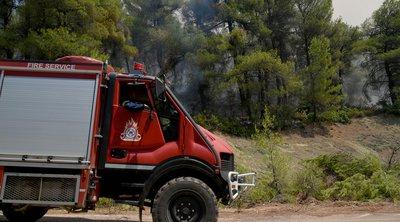 Πολύ υψηλός και την Κυριακή ο κίνδυνος πυρκαγιάς - Ποιες περιοχές είναι στο «κόκκινο»