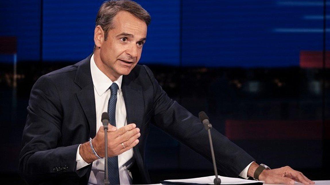 Μητσοτάκης στο France 24: Έτσι θα πετύχουμε μείωση πρωτογενούς πλεονάσματος