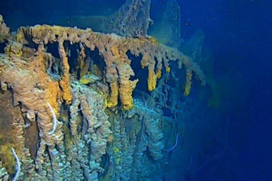 Ο Τιτανικός καταρρέει: Πώς είναι σήμερα το πιο διάσημο ναυάγιο του κόσμου