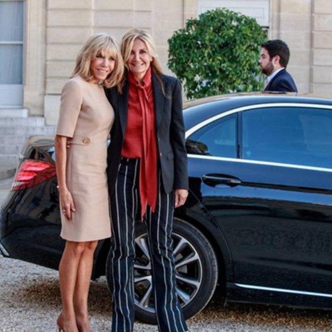 «Έκλεψαν» τις εντυπώσεις Μαρέβα και Μπριζίτ στο Παρίσι
