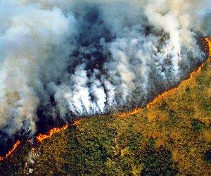 Στις φλόγες ο Αμαζόνιος: Στρατό σκέφτεται να στείλει ο Μπολσονάρου για να ελέγξει τις πυρκαγιές