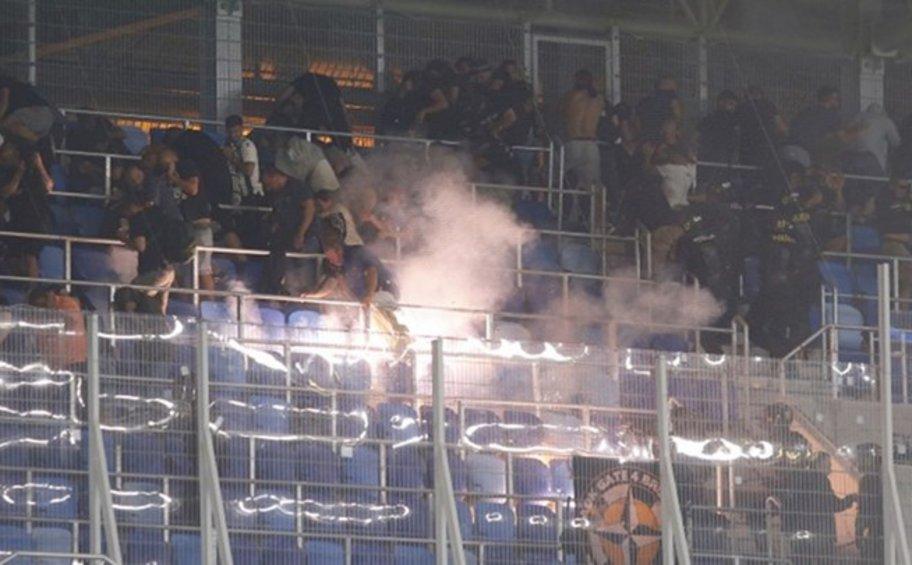 Οπαδός του ΠΑΟΚ χρειάζεται άμεσα επέμβαση στο μάτι – Επιστρέφει στη Θεσσαλονίκη με την αποστολή της ομάδας