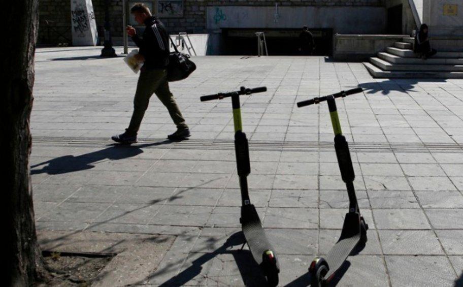 Σόφια: Ηλεκτρικά πατίνια σε 200 σημεία της πόλης