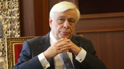 Τα διαπιστευτήρια των πρέσβεων Γερμανίας και Χιλής δέχθηκε ο Παυλόπουλος
