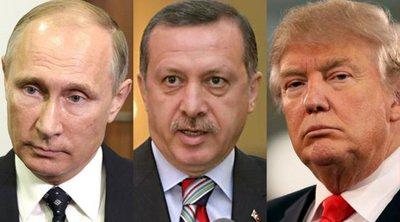 Στη Μόσχα ο Ερντογάν στις 27 Αυγούστου - Θα μιλήσει και με τον Τραμπ για τις εξελίξεις στη Συρία