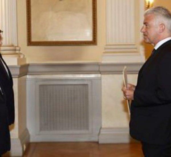 Νέος Γερμανός πρέσβης στην ΑΘήνα: Οι ρίζες της κοσμοθεωρίας της Γερμανίας βρίσκονται εν πολλοίς εδώ στην Ελλάδα