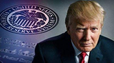 Τραμπ διερωτάται αν ο επικεφαλής της Fed «είναι μεγαλύτερος εχθρός» από τους Κινέζους