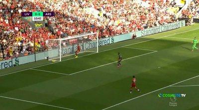 Λίβερπουλ - Αρσεναλ 3-1: Δείτε τις καλύτερες φάσεις και τα γκολ
