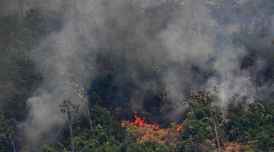 Ινδιάνος αρχηγός Ραόνι: O Μπολσονάρου θέλει να αποτελειώσει τον Αμαζόνιο