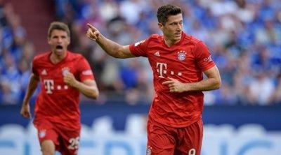 Σάλκε - Μπάγερν Μονάχου 0-3: Δείτε τις καλύτερες φάσεις και τα γκολ