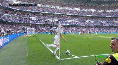 Ρεάλ Μαδρίτης - Βαγιαδολίδ 1-1: Δείτε τις καλύτερες φάσεις και τα γκολ
