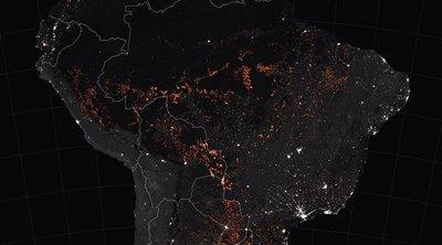 Υπουργός Άμυνας της Βραζιλίας: Δεν υπάρχει συνεργασία με τις ΗΠΑ για την κατάσβεση των πυρκαγιών