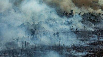 Αμαζόνιος: Εκατοντάδες νέες φωτιές, η αγωνία μεγαλώνει