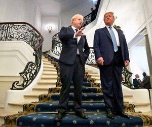 G7: Οι ΗΠΑ θα συνάψουν γρήγορα εμπορική συμφωνία με τη Βρετανία μετά το Brexit