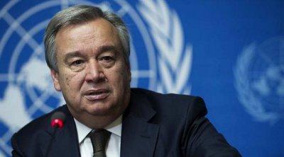 Ο γγ του ΟΗΕ Αντόνιο Γκουτέρες προτείνει επιβολή φόρου στους πλούσιους που επωφελήθηκαν κατά τη διάρκεια της πανδημίας