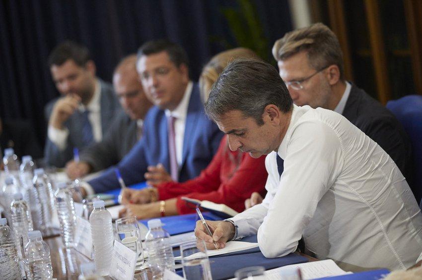 Οι προτάσεις των επιχειρηματιών της Κ. Μακεδονίας στον πρωθυπουργό ενόψει ΔΕΘ