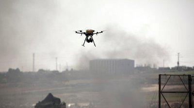 Iσραήλ: Ο στρατός κατέρριψε μη επανδρωμένο αεροσκάφος από τον Λίβανο