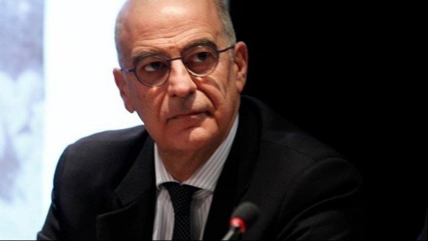 Τους εκπροσώπους των κομμάτων για την τουρκική προκλητικότητα ενημέρωσε ο Ν. Δένδιας
