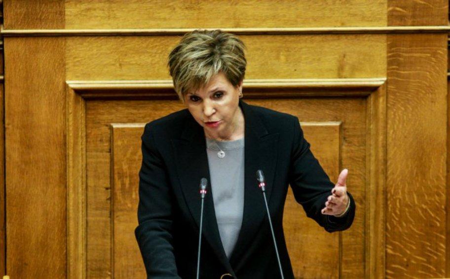 Γεροβασίλη: Η κυβέρνηση καταργεί κάθε προστασία και θεσπίζει για πρώτη φορά την πτώχευση των πολιτών και την υφαρπαγή περιουσιών